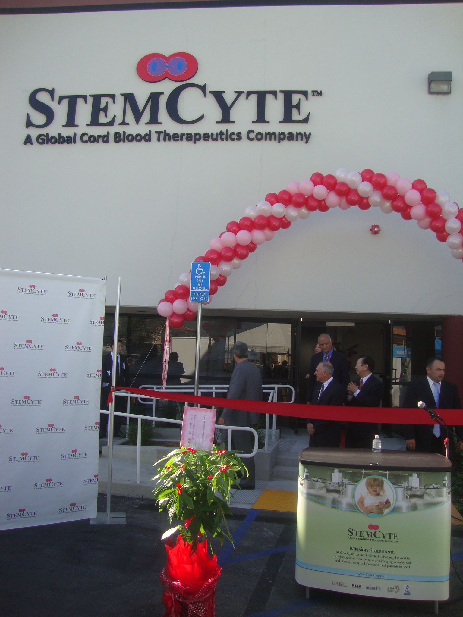 Ware Malcomb Announces Completion of StemCyte Facility