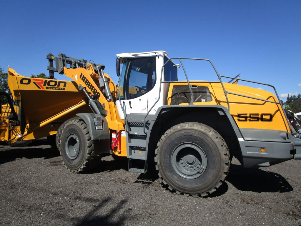 Liebherr L550 Wheel Loader-Orion