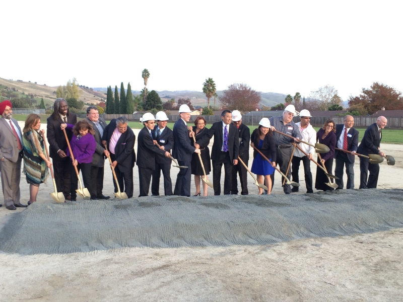 Gilbane Begins Construction on San Jose Evergreen Community College Extension in Partnership with Milpitas Unified School District