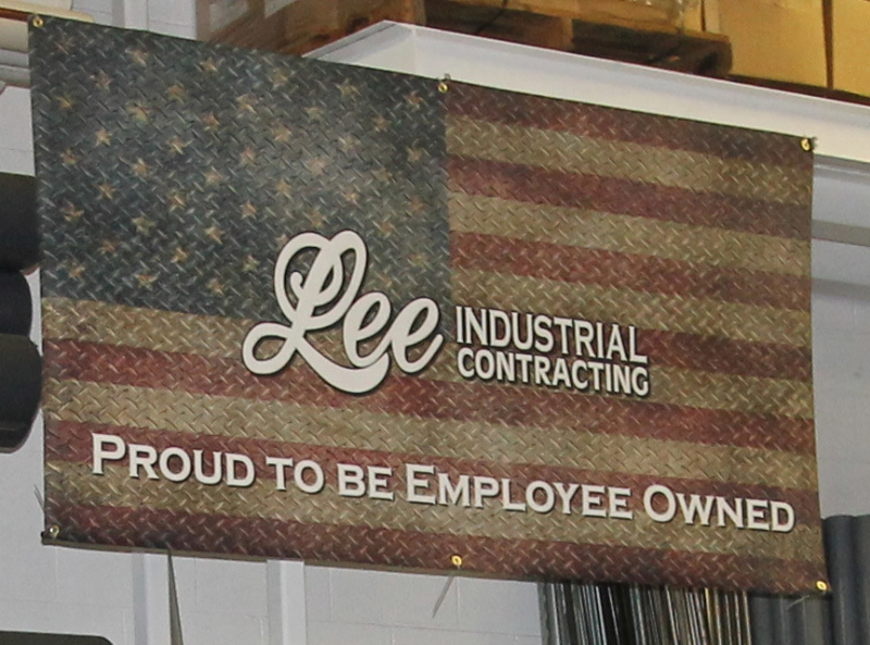 Lee Industrial Contracting Becomes 100 Percent Employee Owned