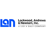 Lockwood, Andrews & Newnam (LAN) Logo