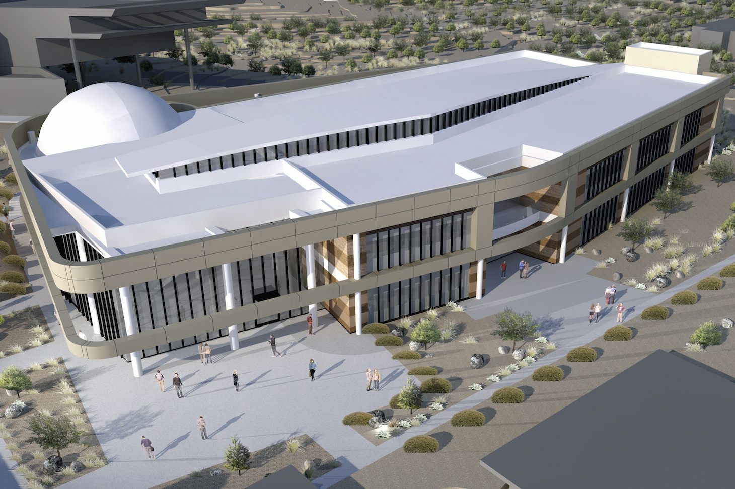 Embry-Riddle rendering copy
