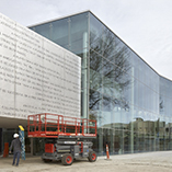 Gould Evans Announces Completion of New DeBruce Center at the University of Kansas copy