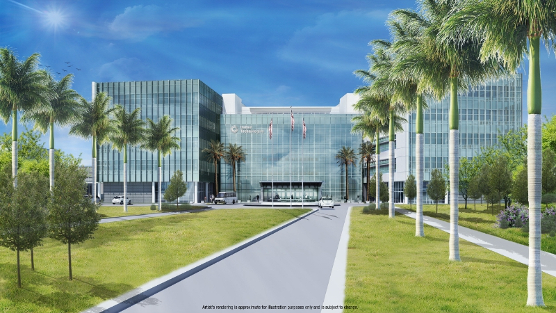 United Technologies Breaks Ground on New UTC Center for Intelligent Buildings in Palm Beach Gardens