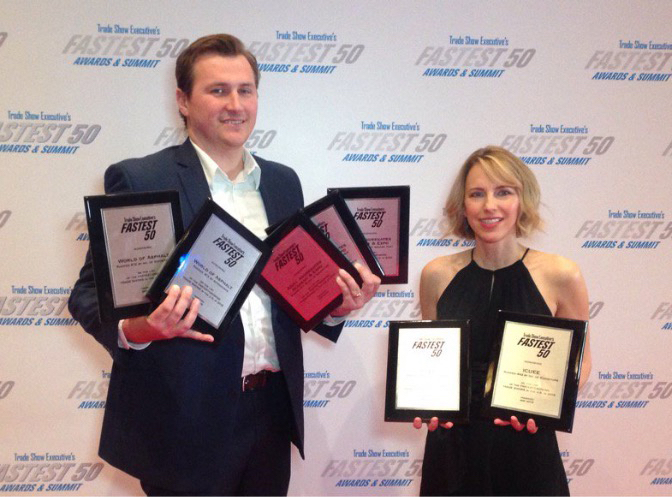 AEM Trade Show Executive Awards
