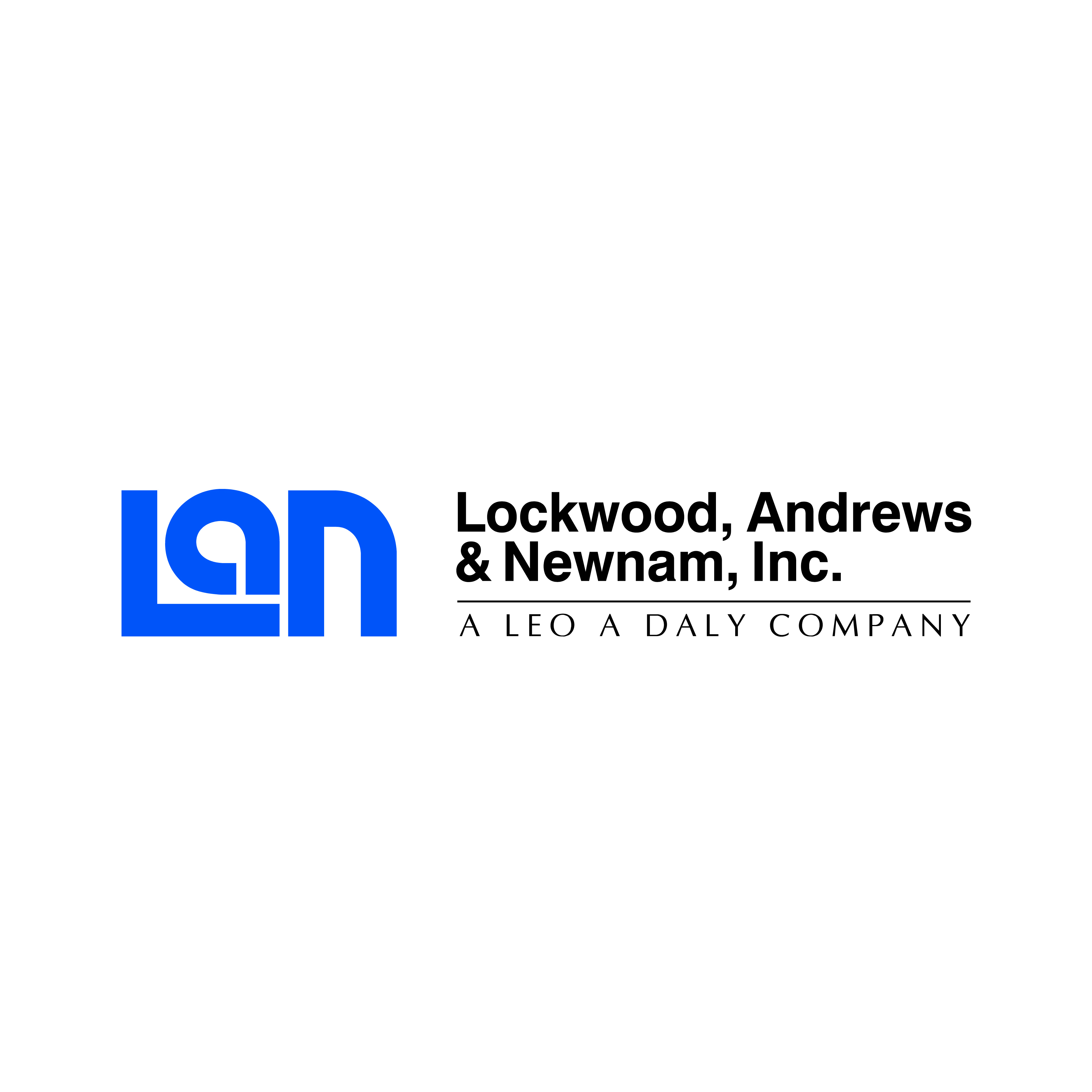 Lockwood, Andrews & Newnam (LAN) Logo copy