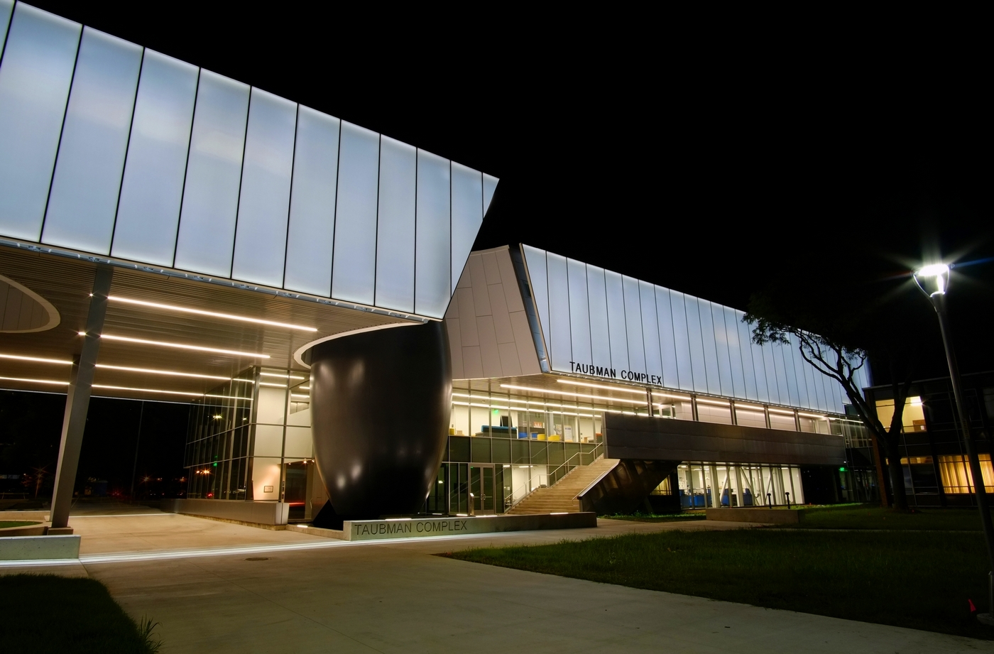 Lawrence Technological University Taubman Center