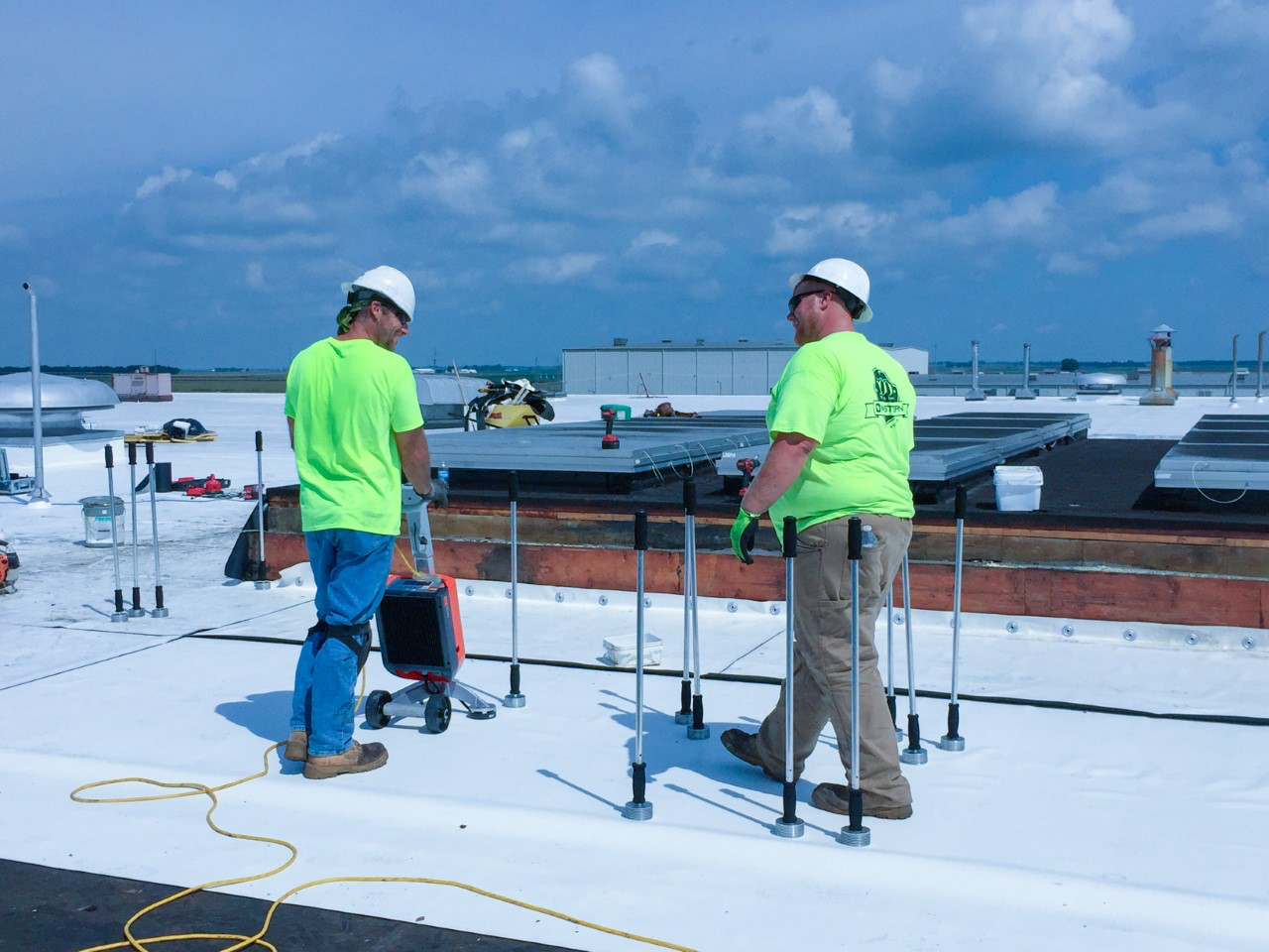 Western Specialty Contractors Roofing Project