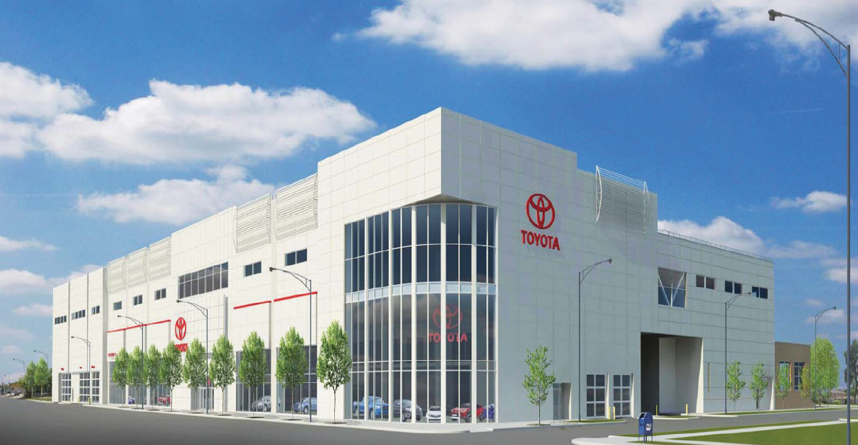New Toyota Dealership Location Coming To Chicago