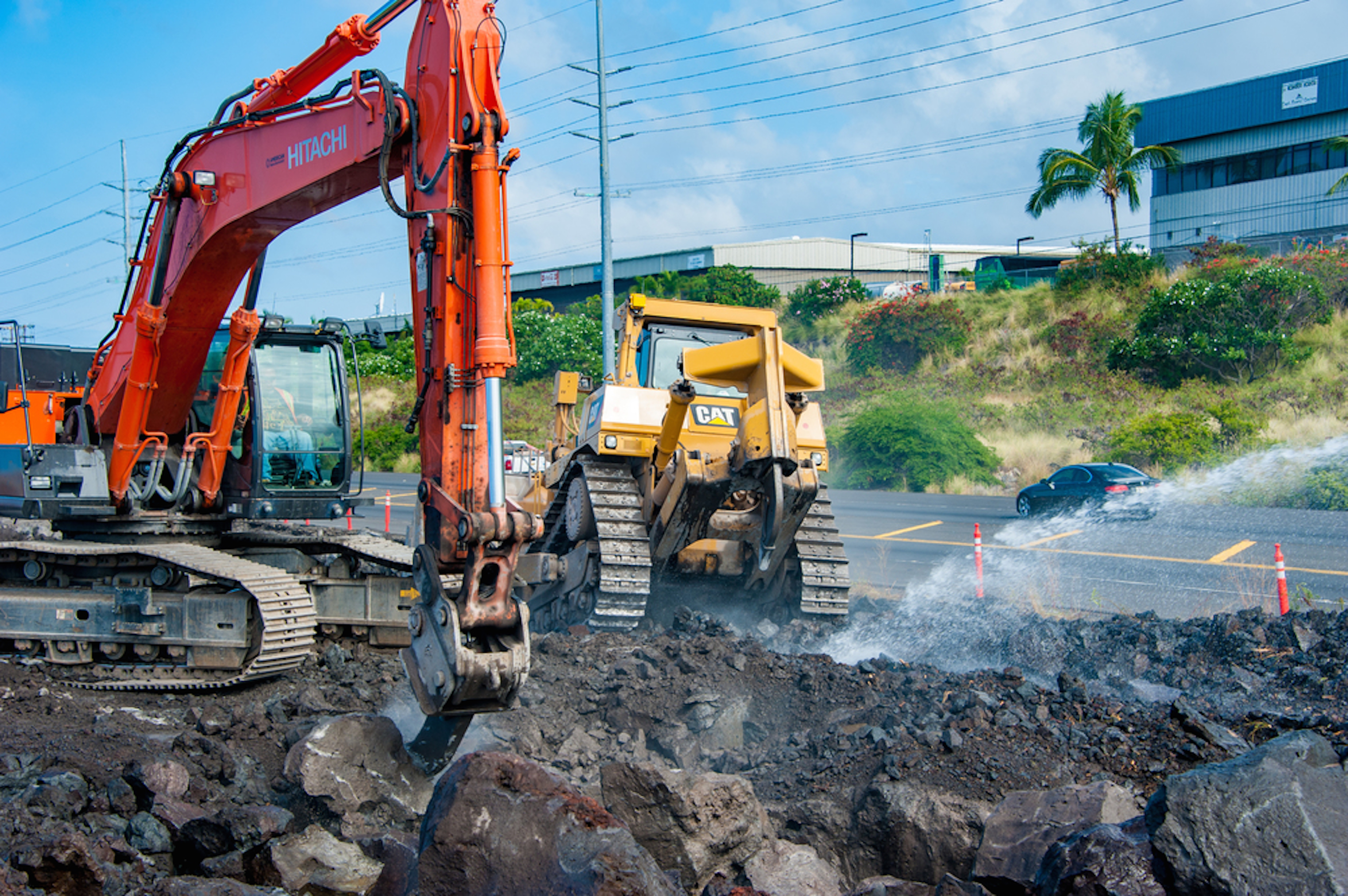 Queen Kaahumanu Highway Project