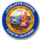 CAL Legislative counsel icon
