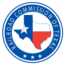 Railroad Commission logo