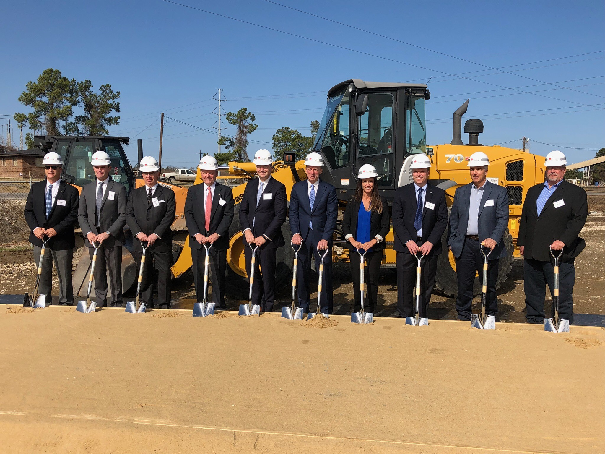 Lake Charles Groundbreaking