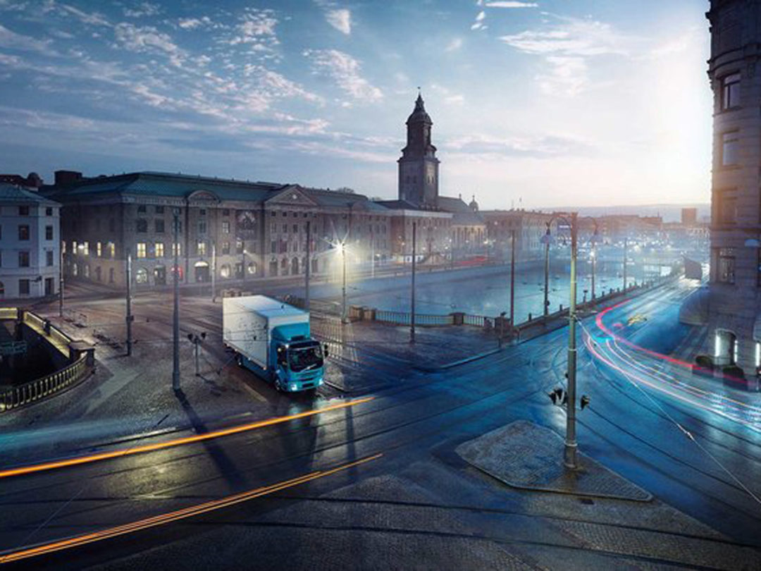 Volvo Electric Trucks