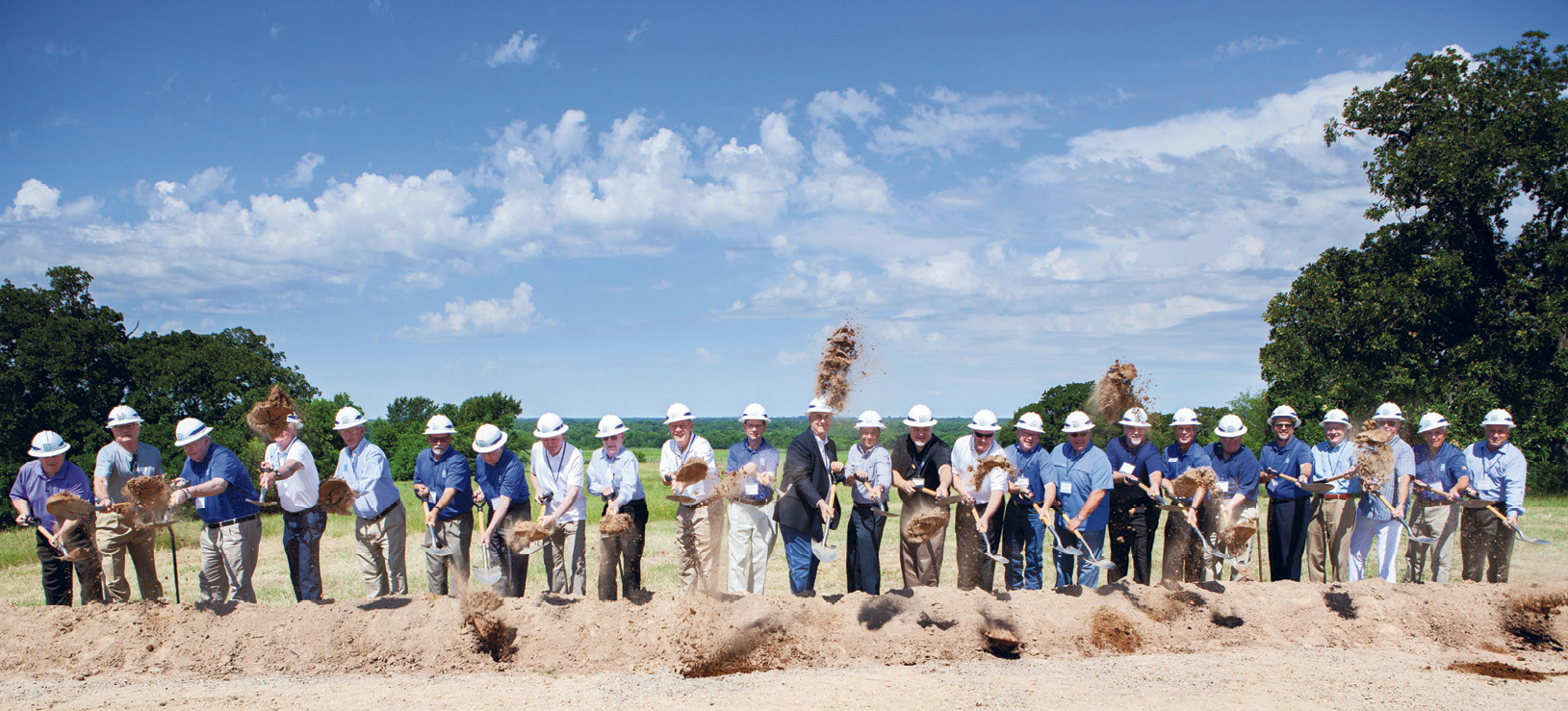 Ntmwd-board-lake-groundbreaking