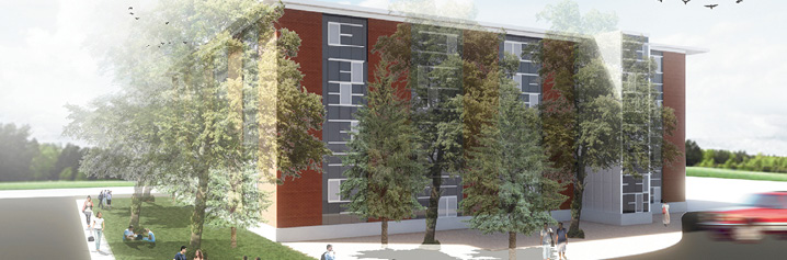 Nau science annex rendering