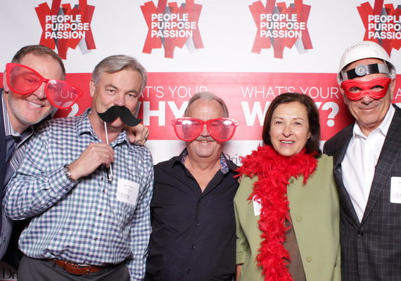 Cwdcos annual photo booth karl  rich f john j bessie k dana r