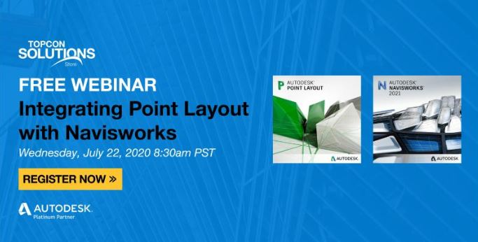 Autodesk Point Layout Series: Integrating with Navisworks