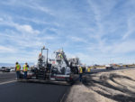 racetrack paving